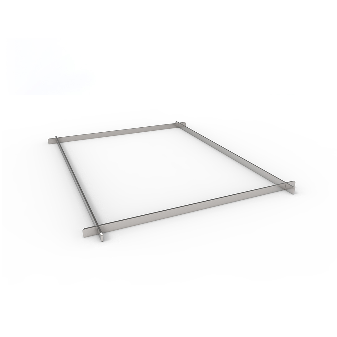 Frame for stuffing 10 mm, stainless steel KADZAMA